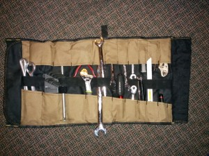 My Tool Roll
