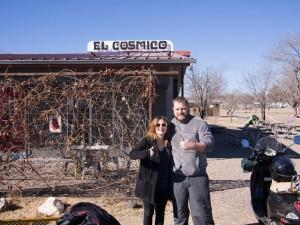 Lauren of El Cosmico (and Austin)