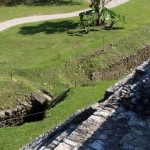 The Mayans actually had pretty advanced aqueduct systems.